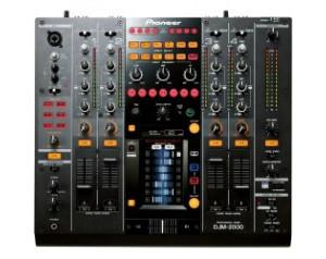 location pioneer DJM 2000