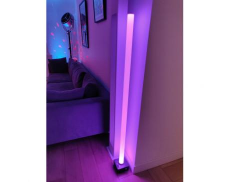 location colonne LED - tube lumineux sur batterie par 4