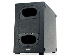 location subwoofer cardioide QSC KS212C