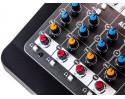 zed 6 console micro à louer