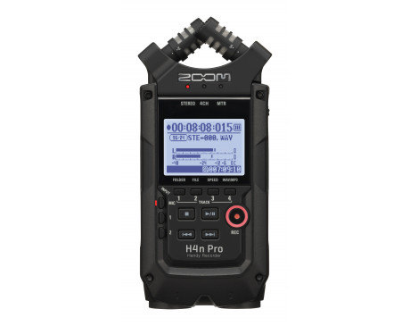 location ZOOM H4N Pro enregistreur audio numérique 4 pistes sur carte SD