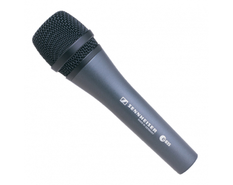 location sennheiser e835