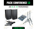 location pack son conference