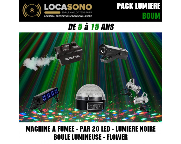 location lumiere boum