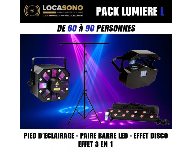 location pack lumière L