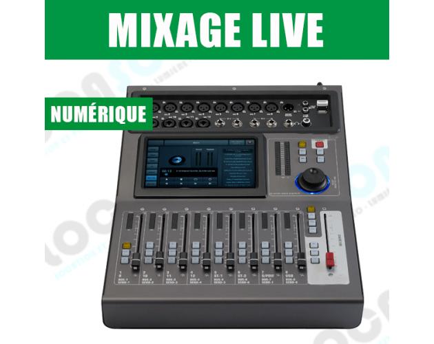 location table de mixage numérique