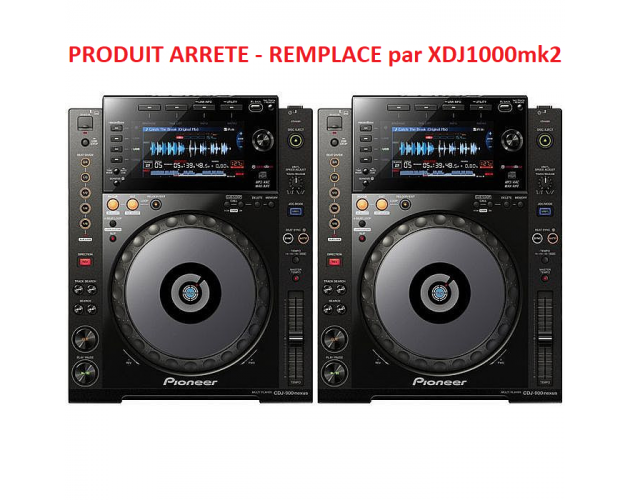 location cdj900 nexus paris