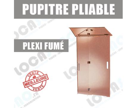 location pupitre pliable plexgilas