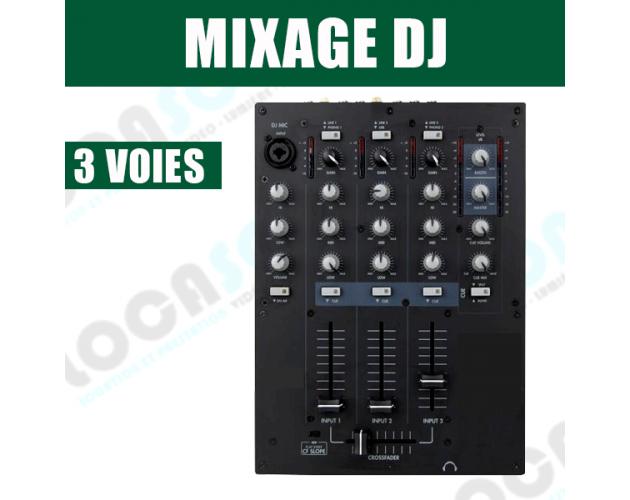 location table de mixage dj