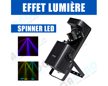location rollerscan led spinner