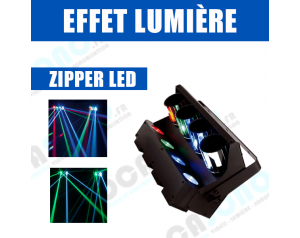 location zipper led