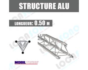 location structure aluminium 50cm