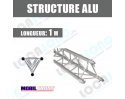 location structure aluminium triangulaire