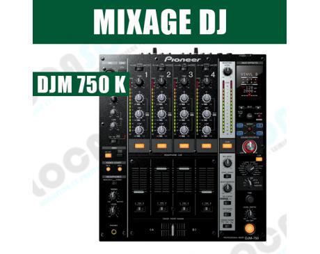 location pioneer djm 750
