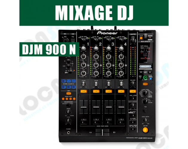 location pioneer djm 900 nexus 2