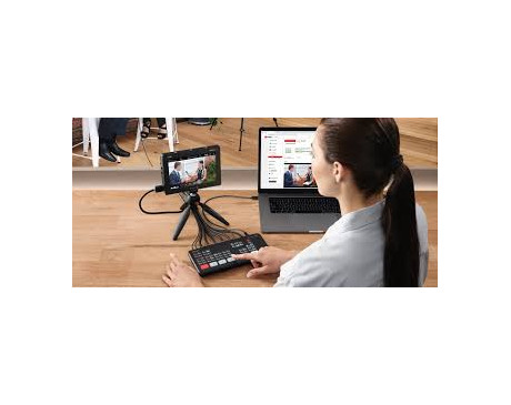 Captation vidéo, visio conférence et streaming