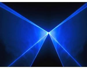 location laser BLEU 600 mW
