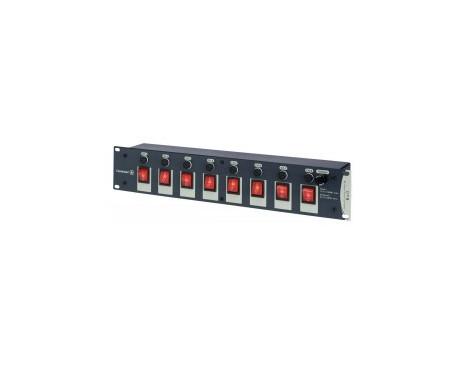 location dispatch à 8 interrupteurs
