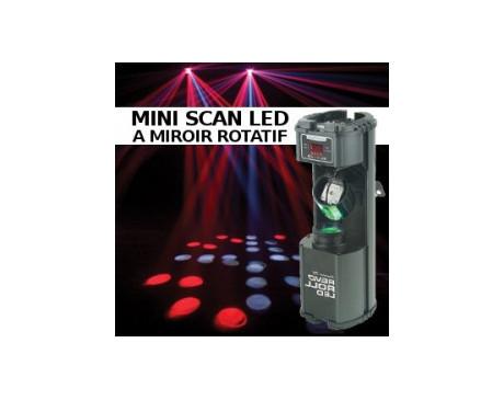 jusqu'a 40 pers REVO ROLL LED - effet lumineux à LED