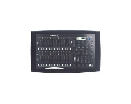 Console DMX 24 canaux pour blocs de puissance