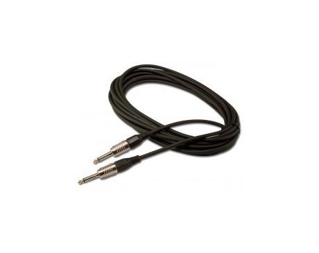 Câble haut parleur JACK vers JACK de 15m