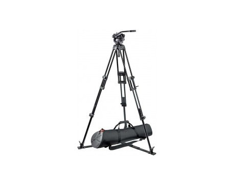 location pied MANFROTTO PRO 546gb + Rotule 504hd