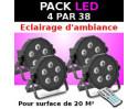 projecteur PAR 38 LED