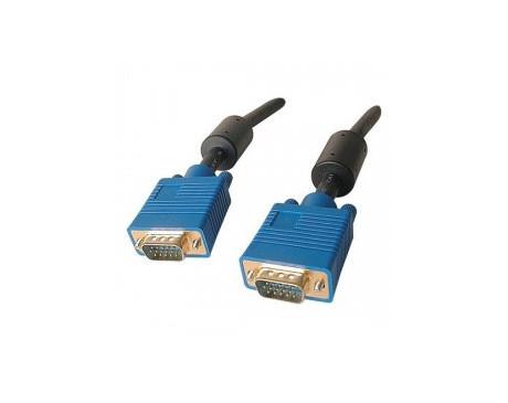 Câble VGA 10 m avec ferrite qualité supérieure