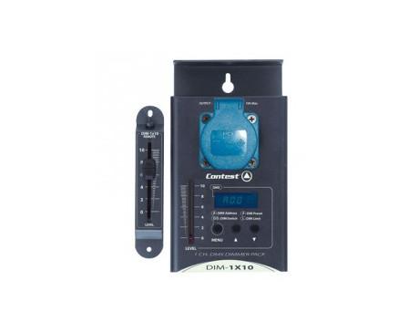 location bloc de puissance DMX - 1 circuit de 2 kW