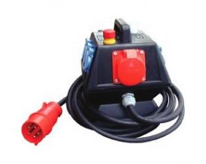 Armoire electrique 32A TRI...