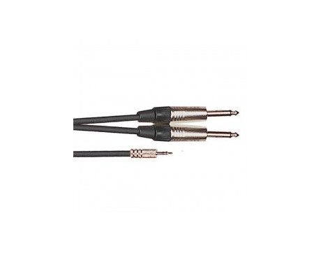 location cable mini JACK vers JACK 6.35 de 3m de long