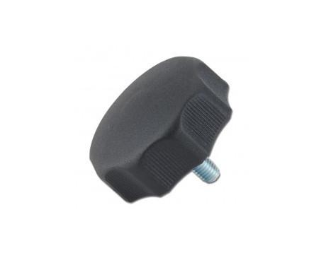 molette + pièce de serrage pour pied éclairage ou enceinte