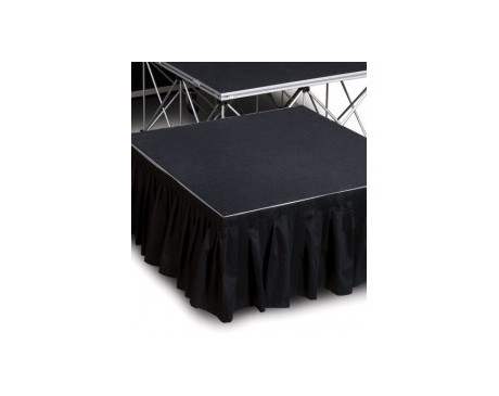 juponnage podiums INTELLISTAGE 2X0.40cm