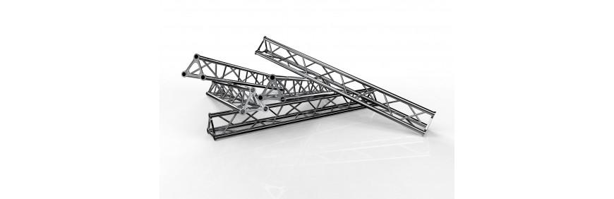location de structure aluminium triangulaire pour pont  sur PARIS