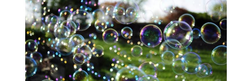 location de machines pour faire des bulles