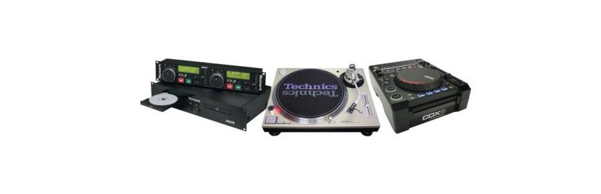 LOCATION de platines vinyles  lecteur cd et tables de mixage sur PARIS