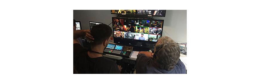 location mixeur vidéo ROLAND