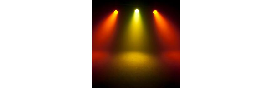 LOCATION de projecteurs et barre de LED pour évènements