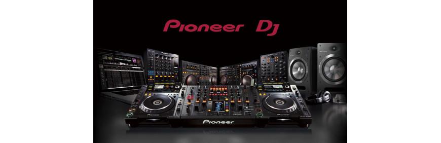Location de platine CDJ et table de mixage DJM PIONEER sur PARIS