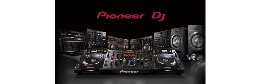 Location de platine CDJ et table de mixage DJM PIONEER sur PARIS